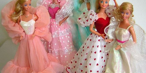 Barbie 80S Ladies